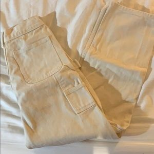 NWOT Brandy Melville Painter Cargo Pants